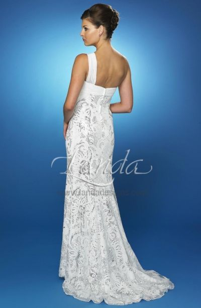 Totally See This Dress On Tessa In 20 Years Paisley Floral Sequin Destination Bridal
