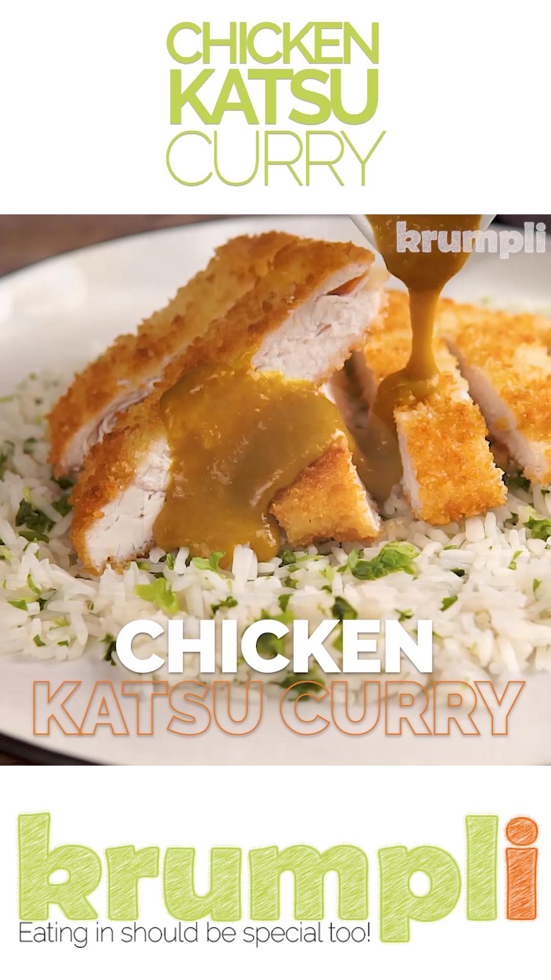 Bumbu Chicken Katsu : bumbu, chicken, katsu, Recipes