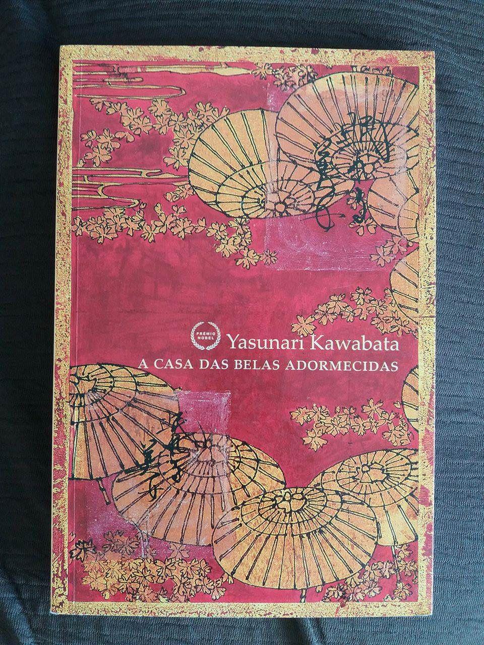 A Casa Das Belas Adormecidas De Yasunari Kawabata Livros