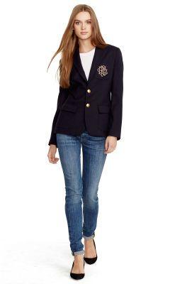 Polo 1 Custom Blazer - Polo Ralph Lauren Jackets - Ralph Lauren UK