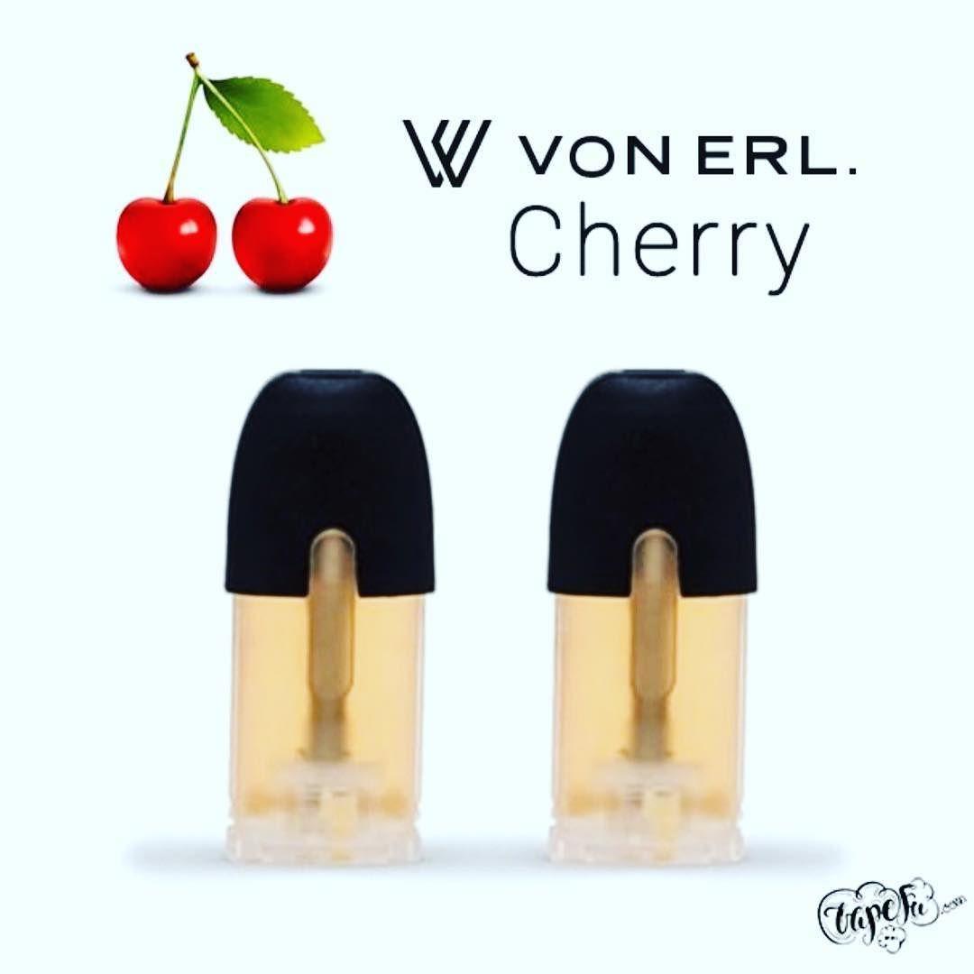 Juicy Cherry My Von Erl Pod Kit #vonerl #ejuice #eliquid #liquid #dampfen #vaping #vape #vapeon #vapedaily #vapestagram #instavape #instavaperz #vapeart #picoftheday #vapelife #vapelifestyle #vapepics #enjoynature #vapenation #vapefam #vapeforlife #ilovevaping #cloudchaser #handcheck #naturephotography #enjoylife #ecig @von_erl @nextgen_vapeshop