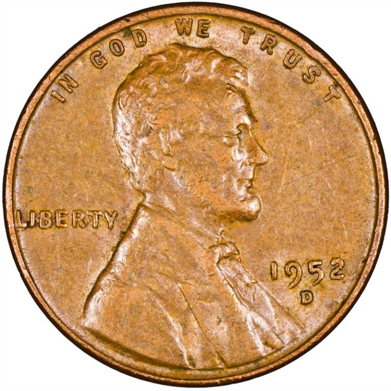 How Much Is A 1952 Penny Worth At Least One 1952 Wheat Penny Is Worth More Than 9 000 Find Out What Your 1952 Wheat Pennies Are Worth Here Wheat Penny Value Penny Values Valuable Pennies