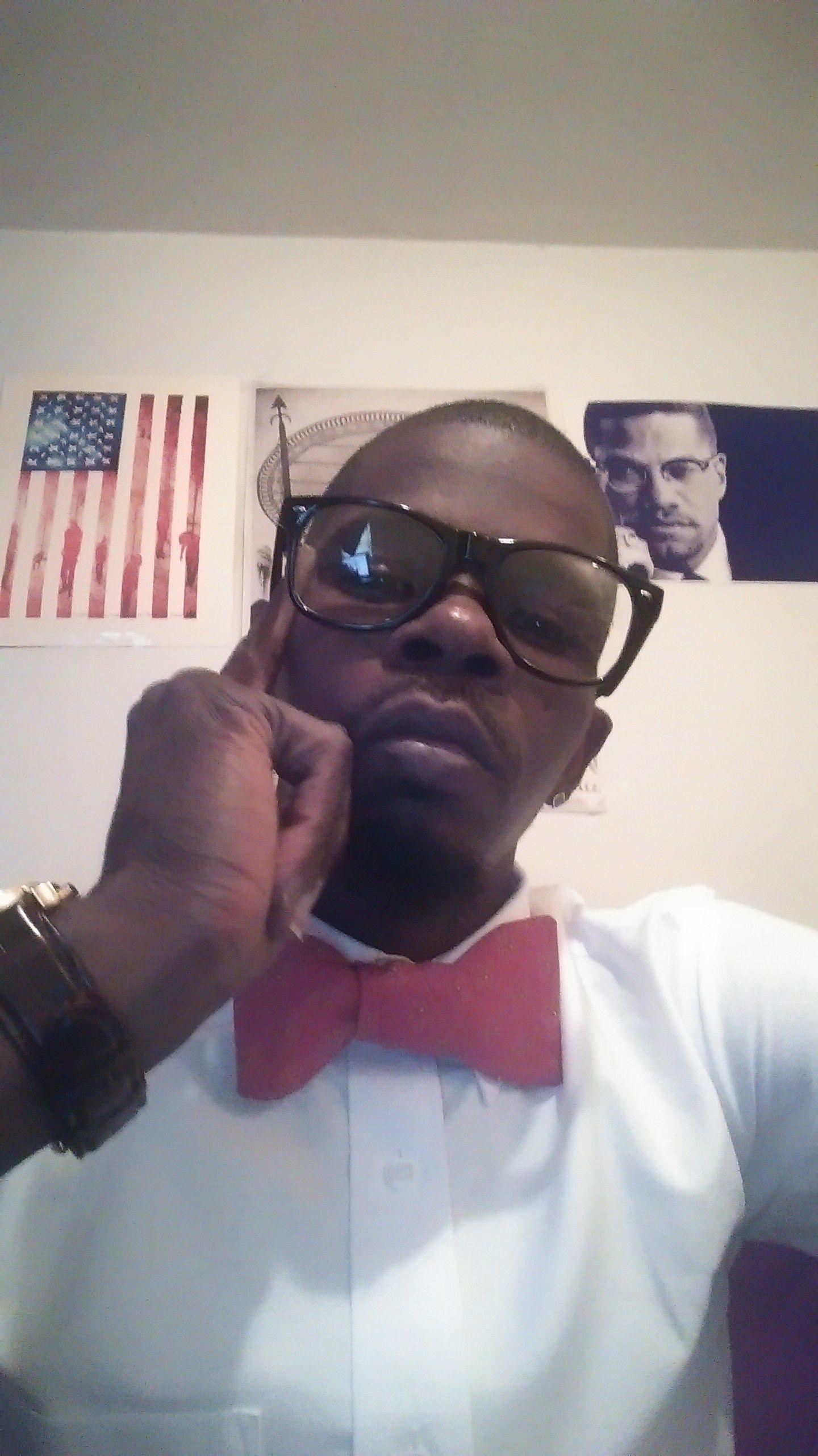 think like Malcolm X #ThinkFlyStayPhrsh www.yngflyphrsh.com