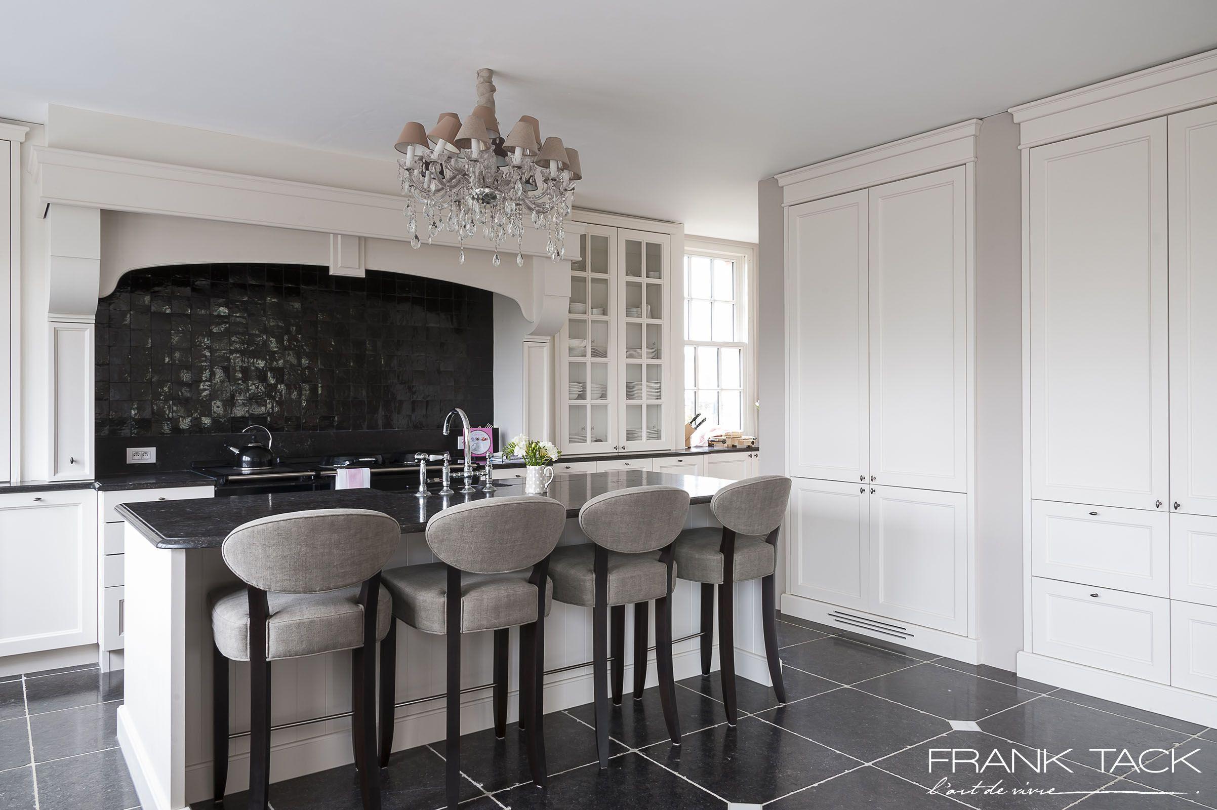Keukens - Landelijk - Frank Tack - L'art de vivre - #keukens #landelijk #franktack