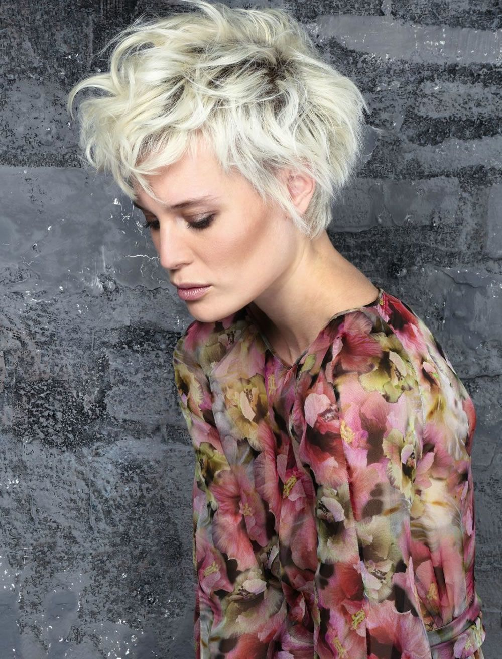 Nice short haircut trends spring hair color pinterest