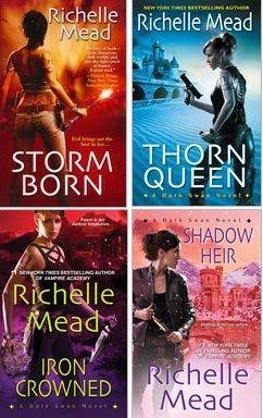Dark Swan series by Richelle Mead (Paranormal - Romance) | Book