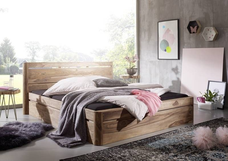 Schlafzimmer Kolonial ~ Massivholz kolonialstil bett classic akazie oxford
