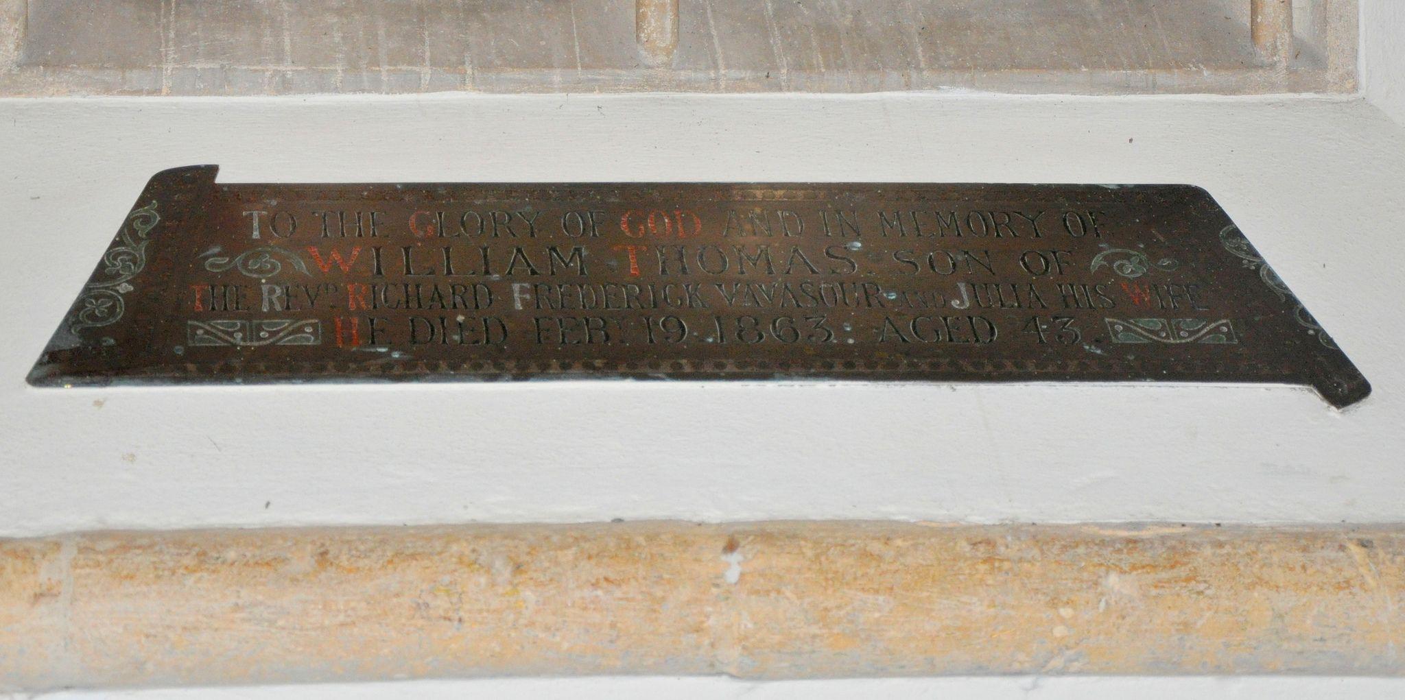 https://flic.kr/p/cRxJ3d | Broadwell-086 St Paul North chancel window c1867 memorial glass | Broadwell gurgles and bubbles with…