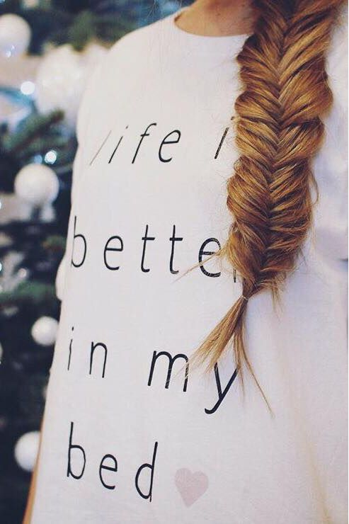 Dirty Blonde 18 20 160g Fishtail Plaits Hair Extensions And