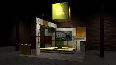 here is a concept booth