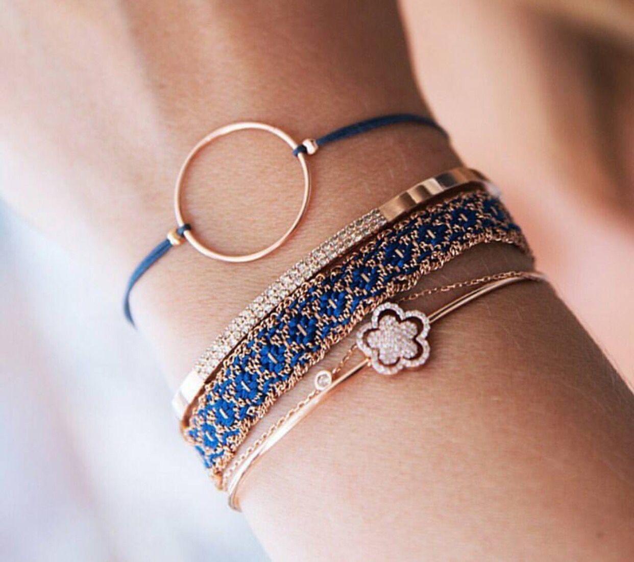 Handmade Diamond Pave Bracelet Collier connecteur or 14k Findings Jewelry 35 mm