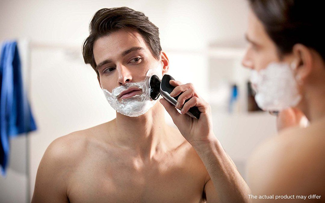 Philips Norelco Electric Shaver 9700 Review Is It Worth To Buy Male Grooming Body Groomer Best Electric Shaver