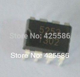 Ic Free Shipping >> Free Shipping 20pcs Qx5253 Dip 8 Led Solar Lawn Lamp Driver Ic
