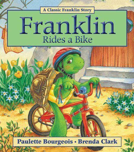 Franklin Rides A Bike Turtle Book Bike Ride Franklin