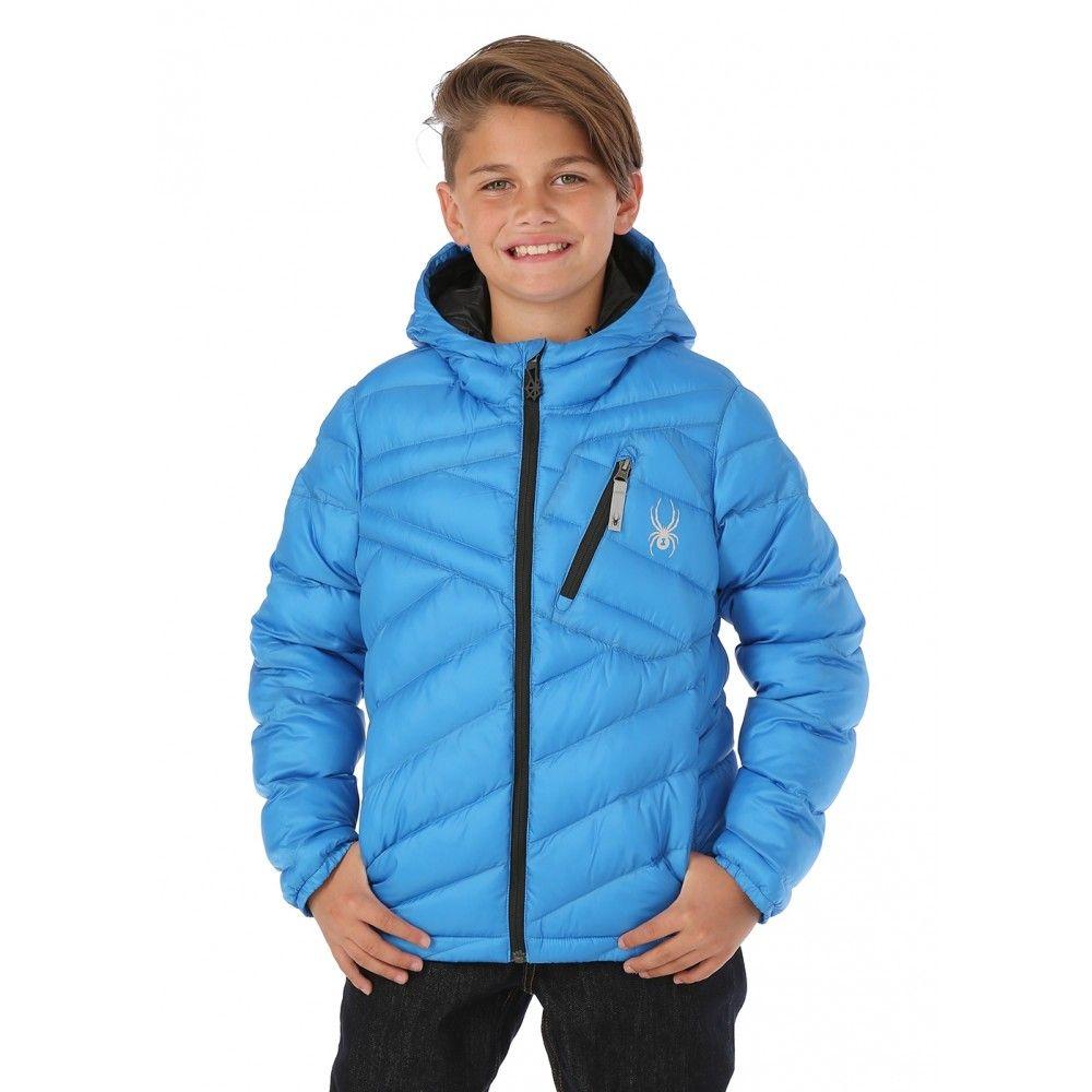 f1331e362 Spyder Boys Dolomite Hoody Jacket