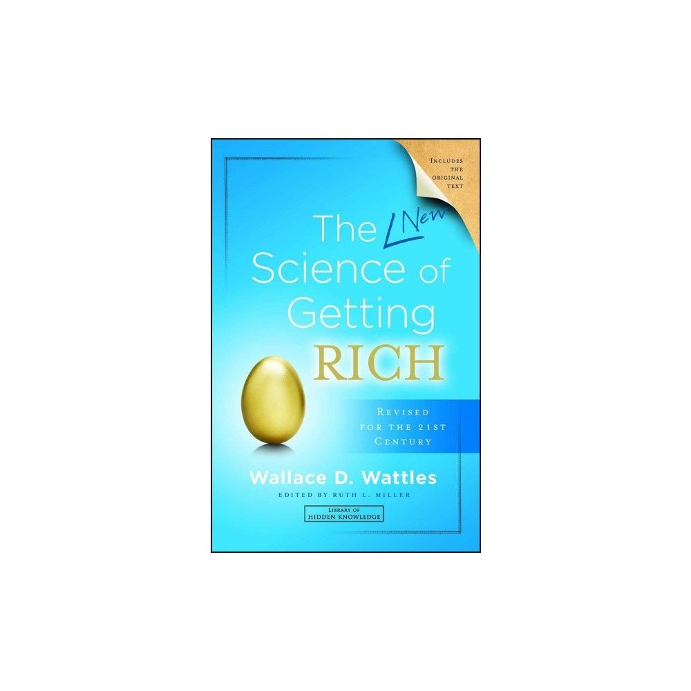 The New Science of Getting Rich (Library of Hidden Knowledge)