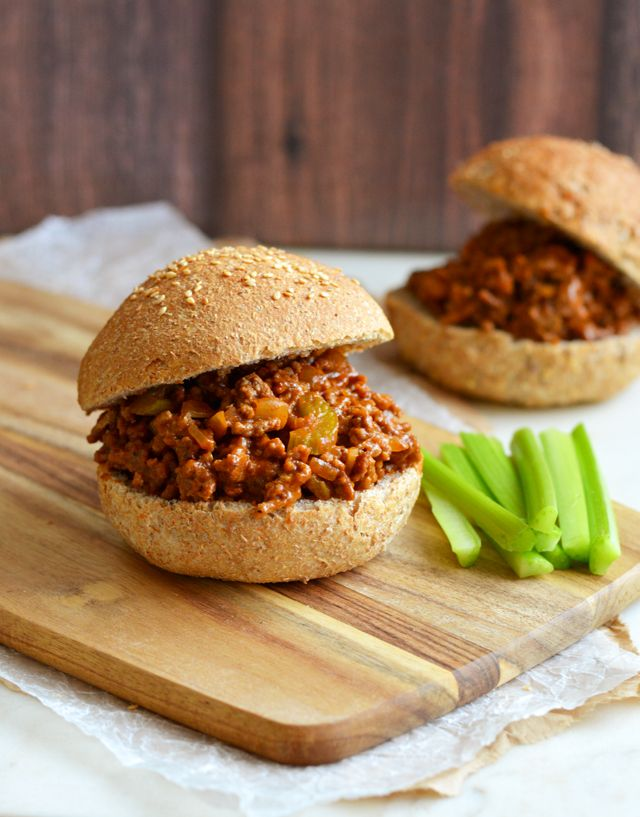 Food From Movies: Sloppy Joes