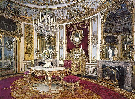 Royals And Quotes Linderhof Palace Palace Tour Castles Interior