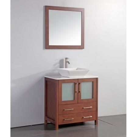 Native Trails Trinidad 24 In Single Bathroom Vanity Set Single