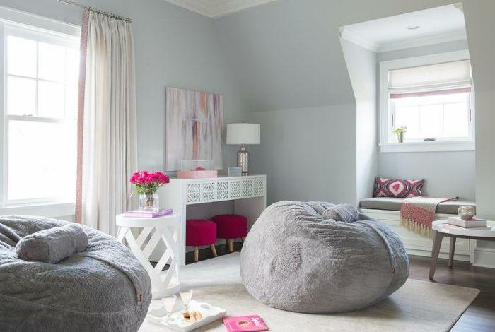 Idées déco pour une chambre ado fille design et moderne Nouvelle
