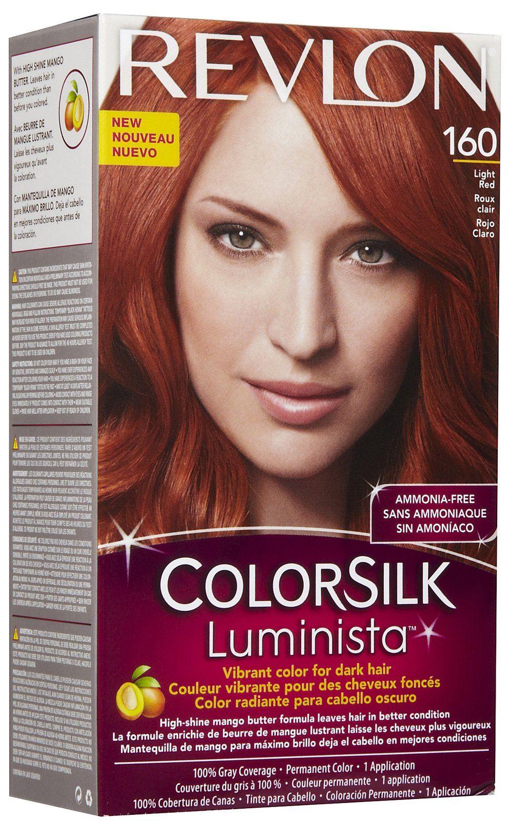 Revlon Reddish Brown Hairstyle Inspirations 2018