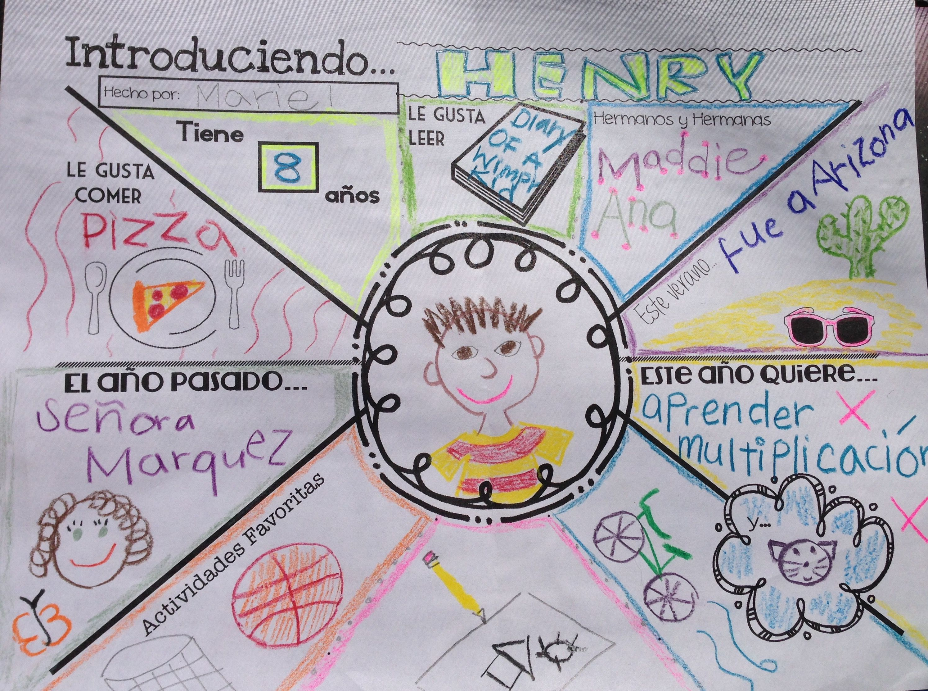 Back To School Activity Pack In English Amp Spanish