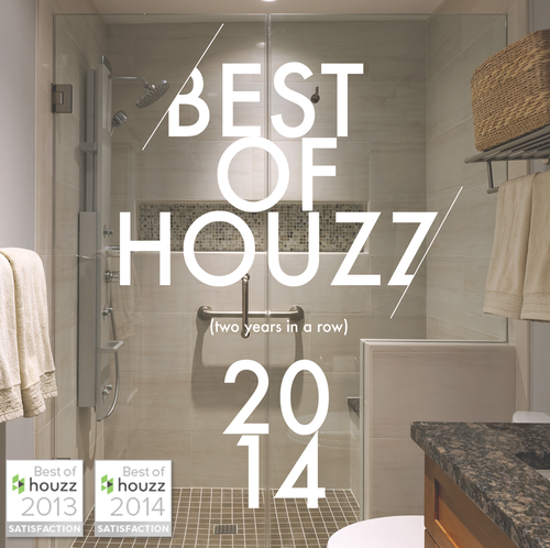 "Murphy's Design LLC (The owners of Vibrant Home Vibrant Life were awarded with the ""Best of Houzz"" badge for the second year in a row, if you're a designer, architect, or aspiring to be one and you haven't been on Houzz.com, you should definitely go check it out!"