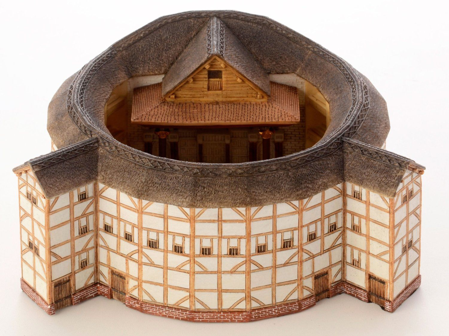 a history of how the shakespeares globe theatre was built Shmoop guide to william shakespeare globe theatre smart, fresh history of william shakespeare globe theatre by phds.