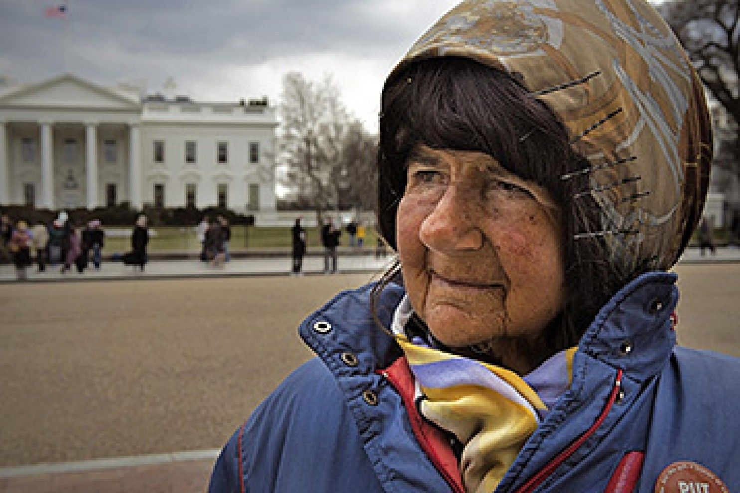 Concepcion Picciotto Who Held Vigil Outside The White House For Decades Dies Concepcion White House The Outsiders