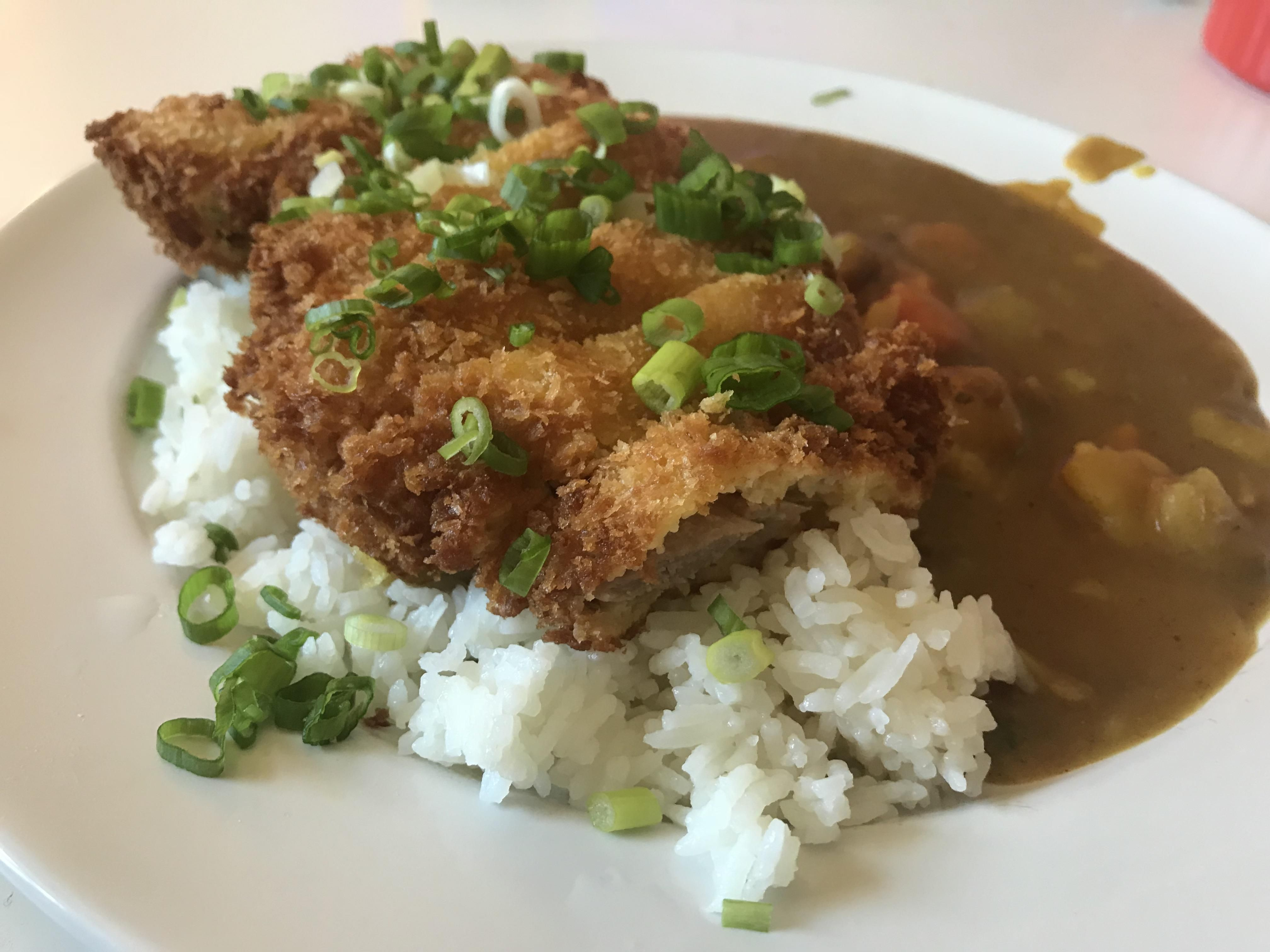 Homemade Chicken Katsu With Japanese Curry Curry Recipes Japanese Curry Food