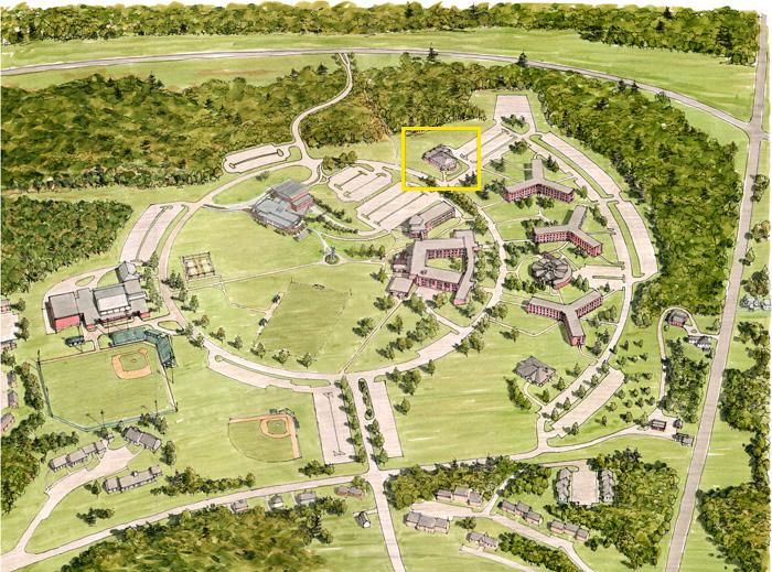 Husson University Campus Map.Virtual Tour Husson University University Pinterest