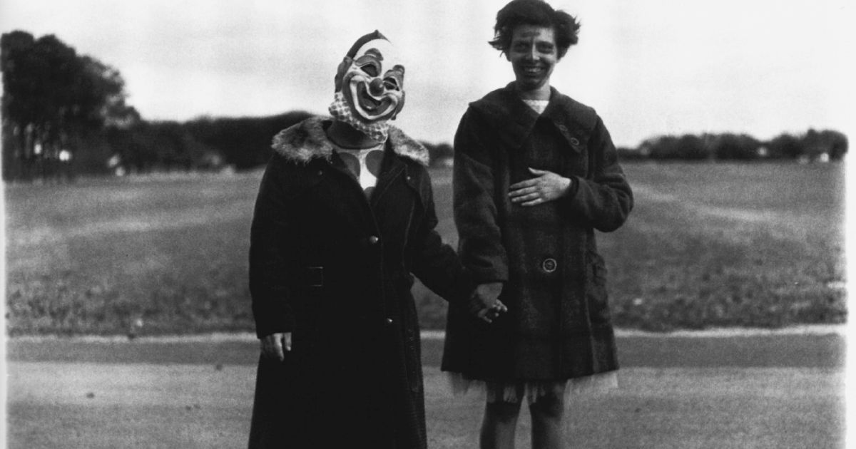 """Diane Arbus: """"Unmasked,"""" by Hilton Als 