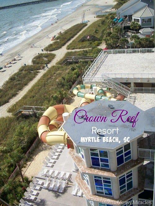 Our Getaway To Crown Reef Resort In Myrtle Beach The Shirley Journey Myrtle Beach Resorts Myrtle Beach Vacation Resort