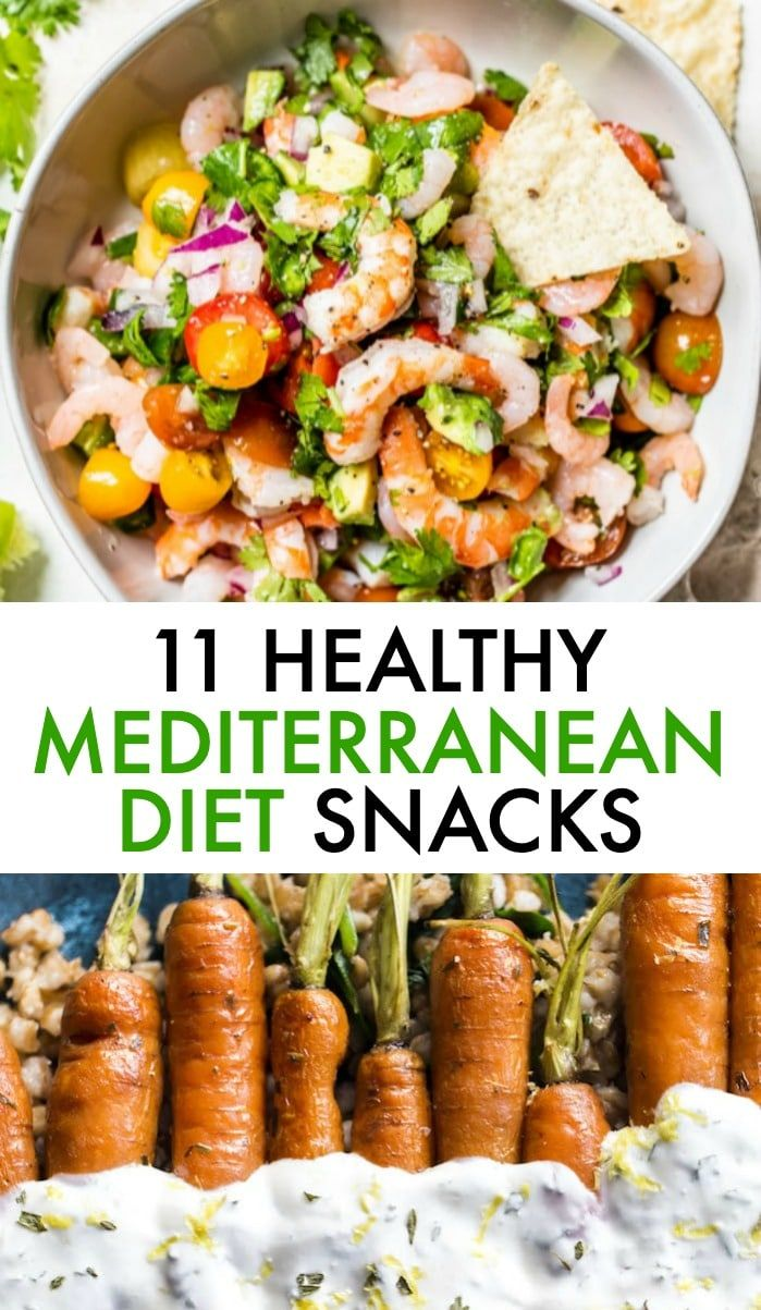 51 Easy Mediterranean Diet Recipes