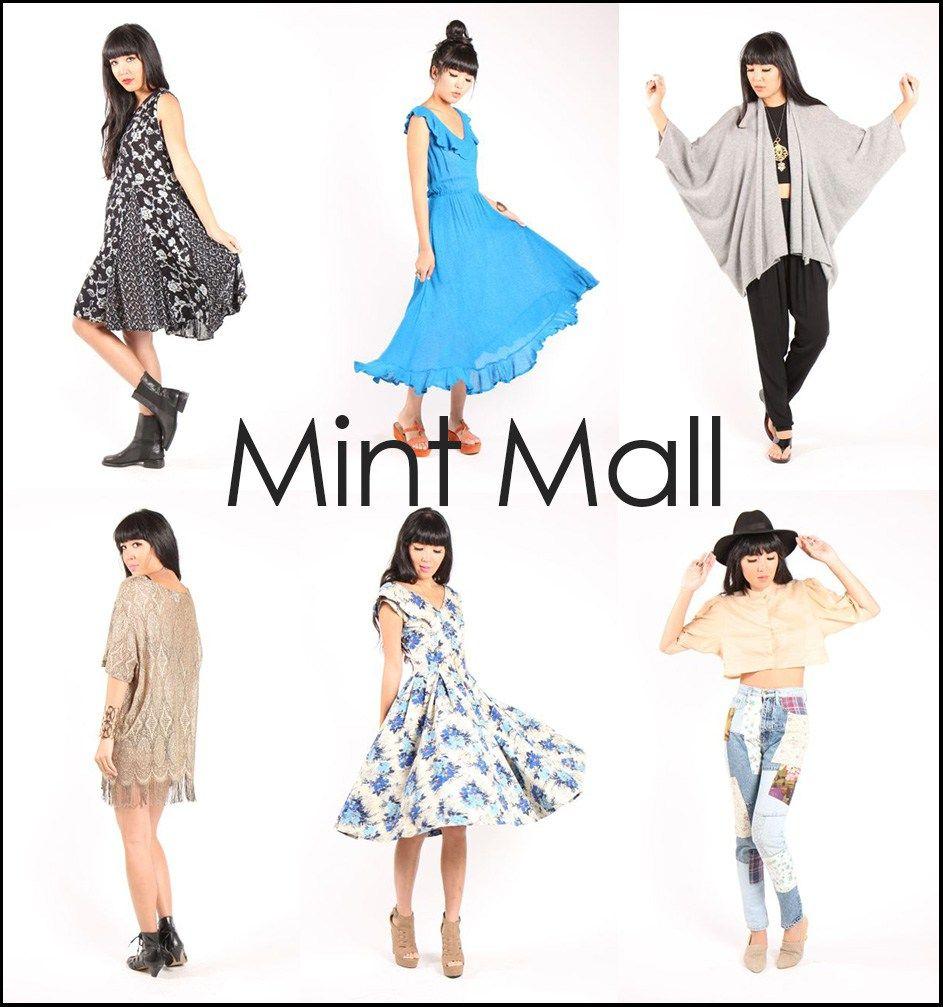 81f7112bf6 5 best online vintage stores-Mint Mall  Vintage  VintageClothing   VintageBrands