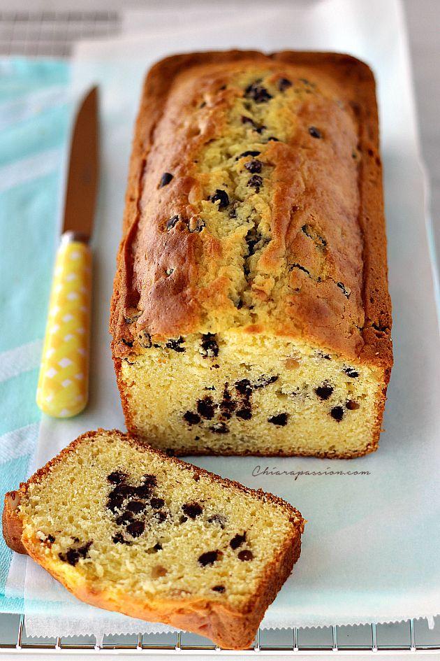 Plumcake soffice alla ricotta, torta del tre   Recipe ...