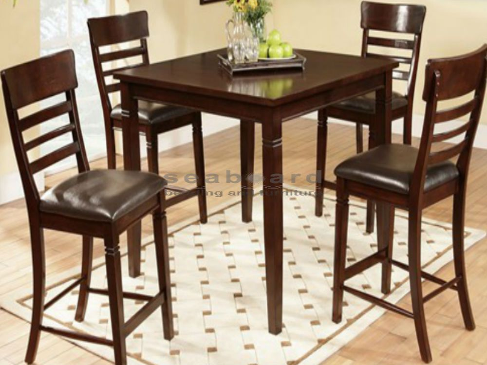 Counter Height Pub Dining Table Sets In Myrtle Beach  Open Mesmerizing Pub Height Dining Room Sets Review