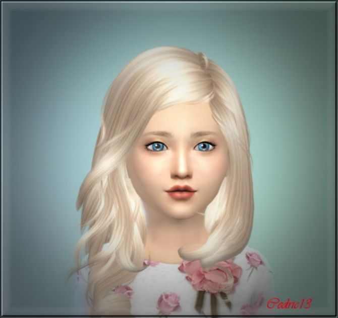 Milly By Cedric13 At L'univers De Nicole • Sims 4 Updates