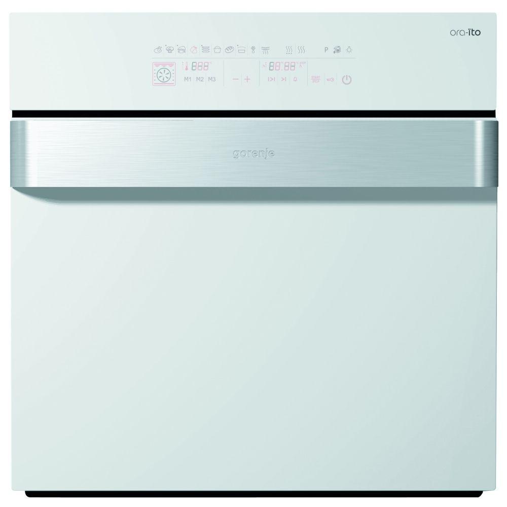Uncategorized Kitchen Appliance City gorenje bop88oraw 60cm built in pyrolytic single multifunction oven appliance city a679