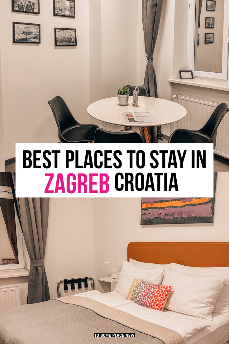Where To Stay In Zagreb Croatia Top Areas Hotels In 2020 Zagreb Croatia Croatia Travel Croatia