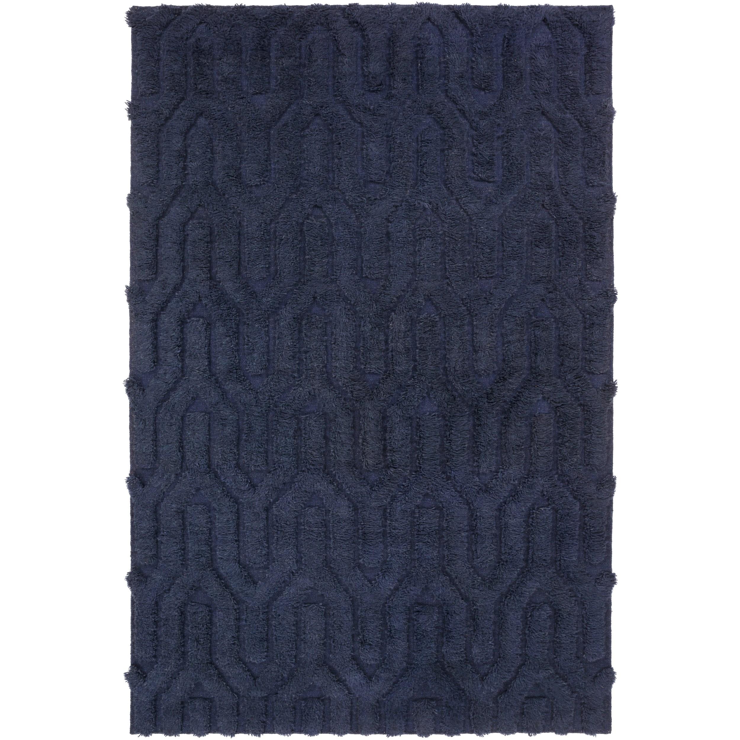 Hand Woven Solid Pattern Wool Area Rug 8 X 11 Yellow Wool Area Rugs Geometric Rug Rugs