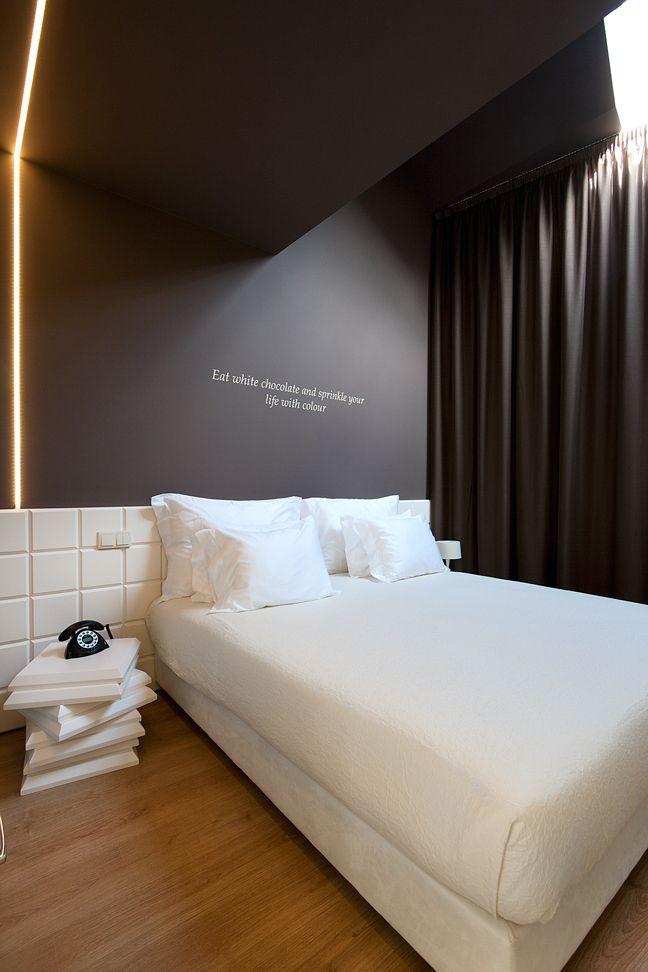 Quartos - Hotel - Fábrica do Chocolate - Hotel | Restaurante | Museu