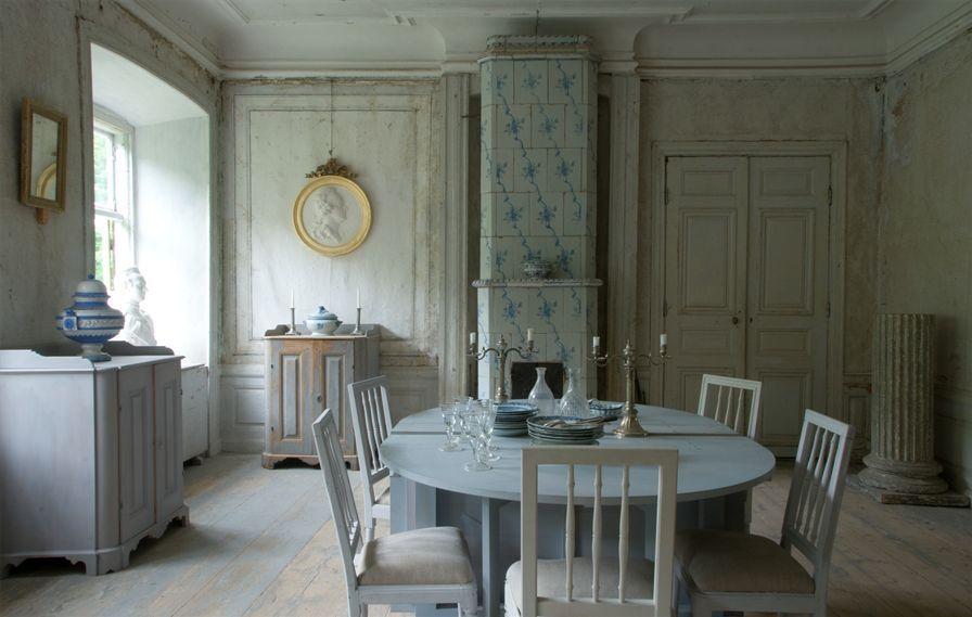 Classic Swedish Interiors- Lars Sjöberg and Ingalill Snitt ...