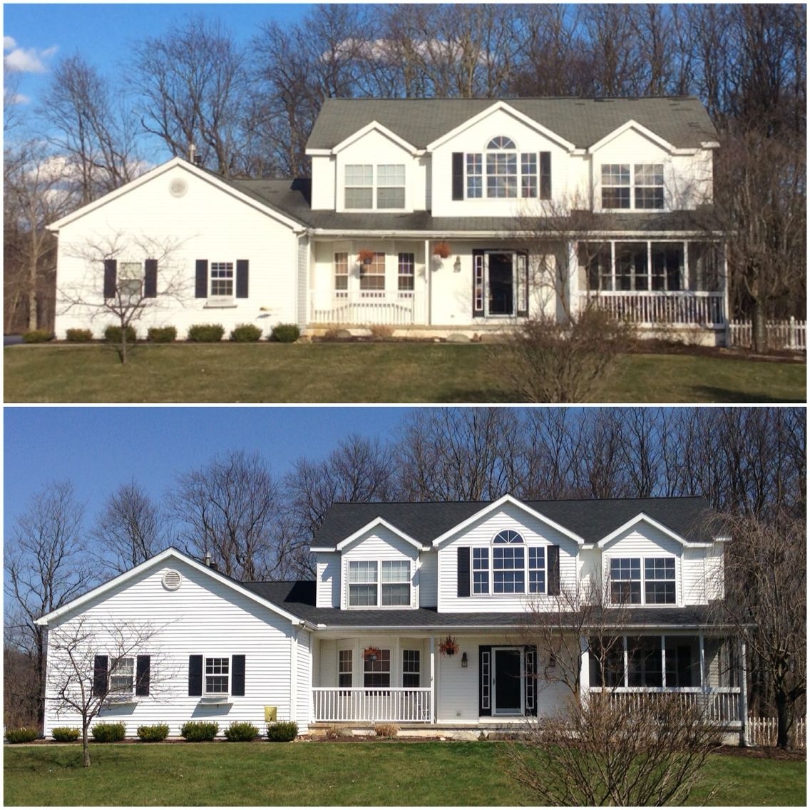 Best We Replaced This Old Roof In Davisburg Mi And Installed New Gaf Timberline Shingl… Timberline 400 x 300