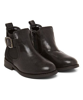 Black Chelsea Boots | Girls Boots | Pinterest | Black chelsea ...