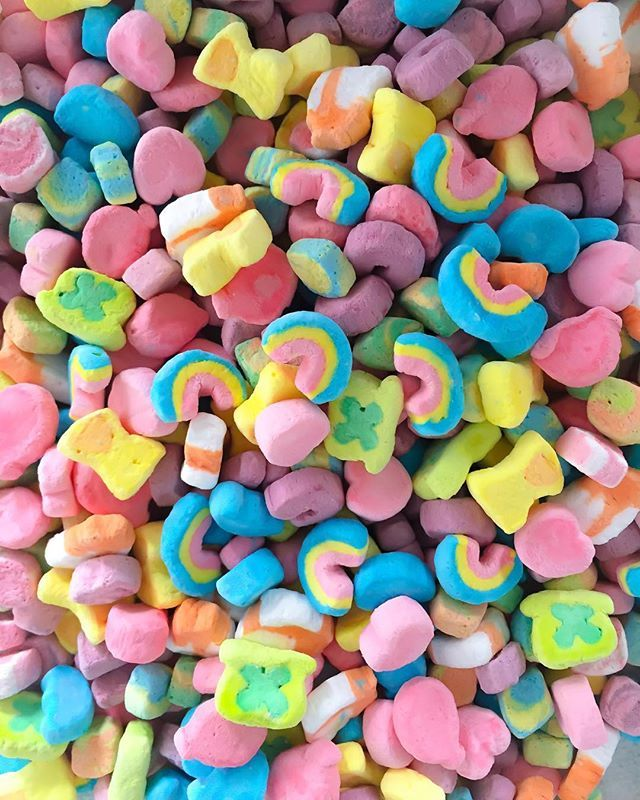The marshmallows are the best part no edible art - Lucky charm wallpaper ...