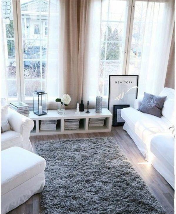 Wohnzimmer Gestaltung Ideen Bilder Design Sofa Hngelampe
