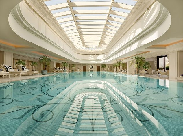 10 Luxury Indoor Swimming Pool Design Ideas With Images Indoor