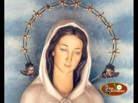 ALEGRIAS DE MARIA lunes, miercoles, jueves, sabados y domingos - YouTube