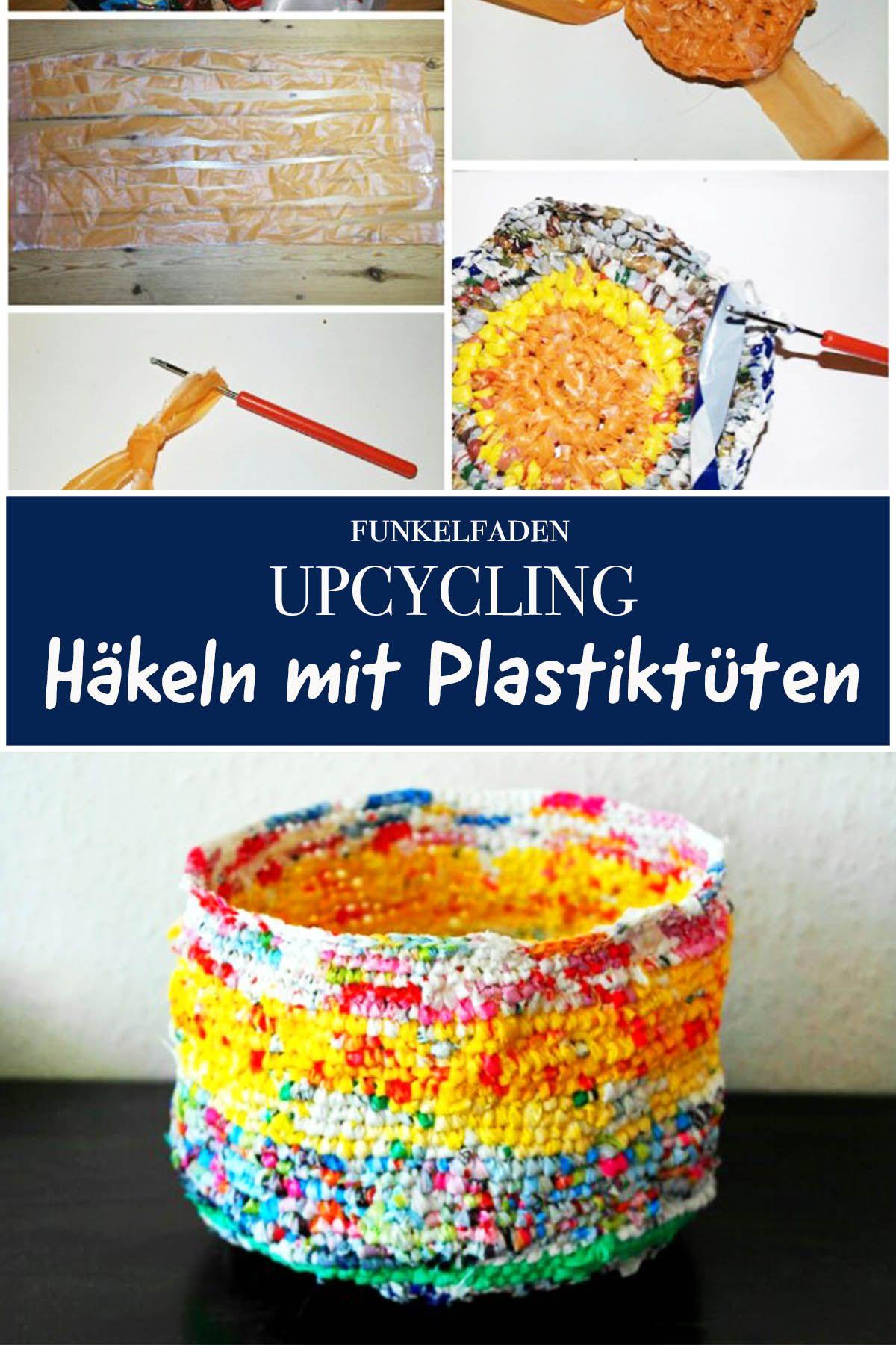 Photo of Upcycling – hekling med plastposer – instruksjoner hekleutstyr